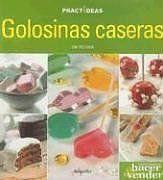 Golosinas Caseras / Home-Made Sweets (Practideas) (Spanish Edition) by Emi Pechar http://www.amazon.com/dp/9875506095/ref=cm_sw_r_pi_dp_A4YRub04GD52F