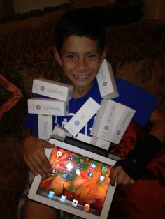 Andrew knows that Nerium Gives Back!  www.lforman.com