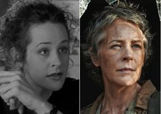 The #thenandnow #twd #thewalkingdead #amc