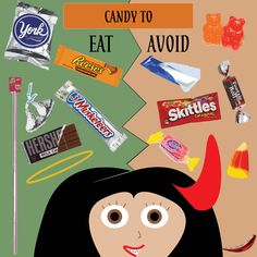 Can I Eat Halloween Candy With Braces? Can I Eat Halloween Candy With Braces? Braces Food, Braces Tips, Dental Braces, Teeth Braces, Cute Braces, Kids Braces, Bonbon Halloween, Halloween Candy, Palate Expander