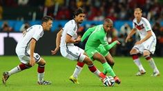 Germany 2:1 Algeria (6/30)