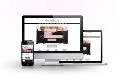 Der neue Webauftritt  von Kim Asmus.  SEO Optimiert Responsive Strukturiert Effektiv und einfach gutaussehend ;) Web Design, Marketing, Seo, Storage, Advertising Agency, Weaving, Simple, Purse Storage, Larger