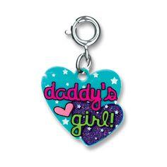 Daddy's Girl Charm- $5.00