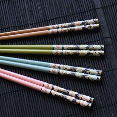 Chopsticks - Cherry Blossom (Set of 10 Pairs)