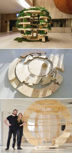 IKEA Releases Free Design For Garden Sphere