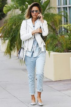 Where Almost Every Celeb Buys Plaid Button-Down Shirts via @WhoWhatWear