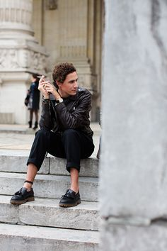 On the Street….. Av. Winston Churchill, Paris