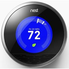 Nest T100577 Learning Energy Saving Thermostat