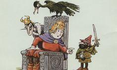 Never grow up: Noggin the Nog creator Peter Firmin on the Viking boy wonder