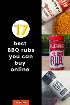 You'll find your barbecue secret weapon from this list of the best BBQ rubs for preparing delicious smoked barbecue. Bbq Rub, Barbecue Grill, Barbecue Recipes, Brisket Rub, Meat Rubs, Smoke Bbq, Smoking Recipes, Best Bbq, Smoking Meat