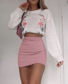 Cute Comfy Outfits, Teen Fashion Outfits, Cute Casual Outfits, Girly Outfits, Mode Outfits, Retro Outfits, Grunge Outfits, Look Fashion, Stylish Outfits