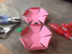 Create and Craft Blog: Pop-Up Box #Tutorial by Hot Glue Lou