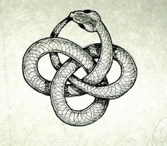 The Ouroboros is a symbol that, as Carl Jung said, has great significance in…