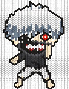 Tokyo Ghoul Kaneki