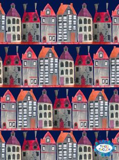 Tracey English Paper Patterns, Pattern Paper, Pattern Designs, Surface Pattern Design, Building Illustration, British Artists, House Quilts, Cut Paper, Art Lessons