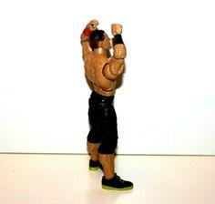 #Mattel #W6535 #WWE Series 17 Elite #Collector #JohnCena #Action #Figure 7'' John Cena, Indiana Jones, Wwe, Movie Tv, Action Figures, Sports, Ebay, Hs Sports, Sport