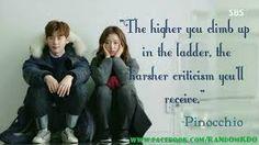 Image result for pinocchio korean drama quotes