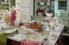 Alegra tu mesa con esta hermosa línea de porcelana French Garden de Villeroy & Boch. Encuéntrala en nuestras tiendas ubicadas en vitacura.  Art de la Table...el arte llevado a su mesa.  #ArtdelaTable #Porcelana #VilleroyBoch #mantelesfinos #mantelesantimanchas #luispasteur #vitacura #alonsodecordova #lobarnechea #vajillaeuropea