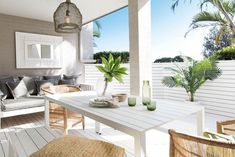 Entire home/apt in Byron Bay, Australia. Bask in the relaxed sophistication of our beautifully refurbished ground floor apartment 50 mtrs walk from the famous Belongil Beach. South Wales, Lofts, Lush, Installing A Fireplace, Byron Bay Beach, Chill, Beach Houses For Rent, Cama Queen, Outdoor Spaces