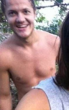 A very rare pic of Dan shirtless ❤❤❤❤❤❤❤❤