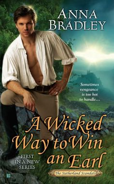 Book Review: A Wicked Way to Win an Earl by Anna Bradley