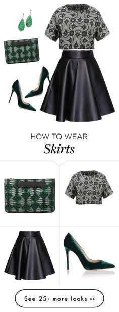 """The Skirt!"" by quintan on Polyvore"