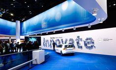 Volkswagen IAA 2015 | Florian Kroschel-Rohling at KMS BLACKSPACE