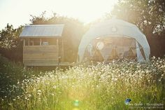 Fforest #Glamping #Wales