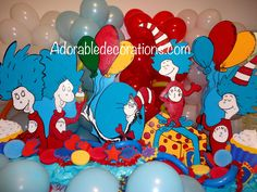 Birthday Decorations 3ft Wood Standees  🍭🍭Adorabledecorations.com 🍭🍭 The perfect decoration for birthdays, rooms, front yards, parties, baby showers, graduations, birthdays, preschools, daycare, schools, etc. This is the perfect addition to your party or event! Hang it on a wall, put it on a stake in the garden or put it on a table top.