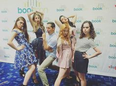 Ain't no party like a booktuber party cause at booktube parties we read