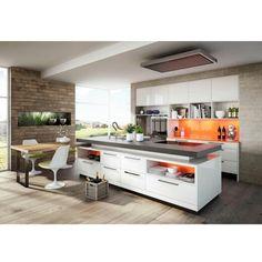 Moderne Küchen | Küche modern Pur 2062/Akzent 2070 | Küche planen ... | {Dan küchen mit kochinsel 59}