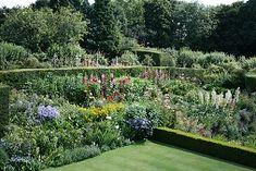 Gertrude Jekyll | Upton Grey Manor House herbaceous border