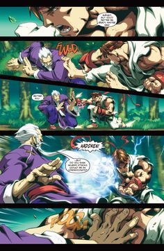 Street Fighter II Issue - Read Street Fighter II Issue comic online in high quality Sagat Street Fighter, Street Fighter Comics, Reading Street, King Of Fighters, Fighting Games, Marvel Vs, Comics Online, Manga, Comic Books Art