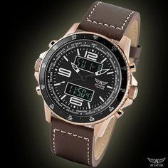 Aviator F-Series Pilot Chronographs