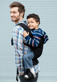 Carry Me Away :: A Selection of Baby Carriers Men Love - Slings ...