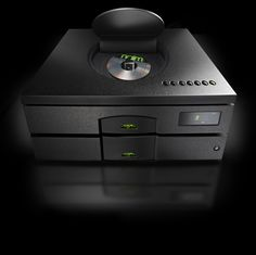 Naim Audio CD555 reference CD player with unrivalled audio quality. With 555 power supply