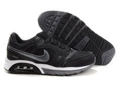 608f35e411a NIKE AIR MAX LUNAR MEN S RUNNING SHOE BLACK GREY ID 1306  68.00 Nike Air  Jordan