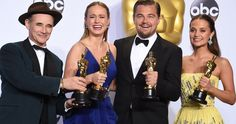 Oscars 2016 Ratings Hit 8-Year Low -- Even controversy, boycotts and a highly anticipated Chris Rock monologue couldn't boost this year's ratings for 'The Academy Awards'. -- http://movieweb.com/oscars-2016-ratings-8-year-low/
