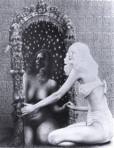 Mirror Mirror by Laurie Lipton