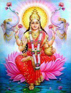 Lord Mother Lakshmi Mutaji