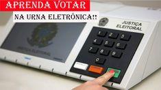 Como VOTAR na URNA ELETRONICA-ELEIÇÕES 2020!!