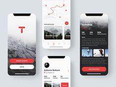 Travio Mobile App Screens #MobileApps