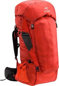 Altra 75 Men's Lightweight, large-volume, multi-day trekking backpack.
