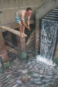 Sidewalk Chalk Art 3D Creations - Bing Images