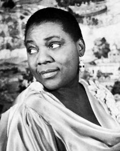"""Bessie Smith, an American Blues singer, was one of the most popular female blues singers of the 1920's and 1930's. Critically acclaimed, Bessie Smith is still regarded as one of the greatest singers of her era and a major influence on future jazz vocalists to come. With popular songs such as """"Gulf Coast Blues"""" and """"Downhearted Blues"""" Bessie Smith made over 160 recordings, some with some of the best musicians to ever live."""