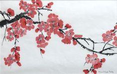 Branche de cerisier I