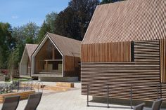 Gallery of Jordanbad Sauna Village / Jeschke Architektur&Planung - 12