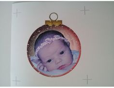 Printable Vinyl - Holiday ornament from TeamKNK   Sharing, Learning and Exploring with our Klic-N-Kuts.