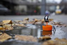 The Little People Project di Slinkachu: street art in miniatura | bigodino.it
