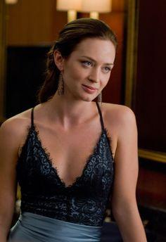 Emily Blunt... simplemente perfecta